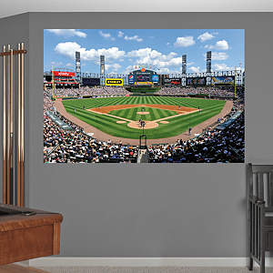 Inside U.S. Cellular Field Mural Fathead Wall Decal